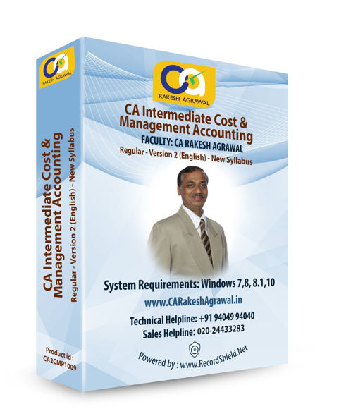 Picture of CA Inter - CMA - Regular Batch - Version 2 (English)